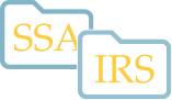 E-filing with the IRS or SSA