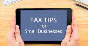Small Business Owner Tax Tips Under the New Tax Cuts and Jobs Act